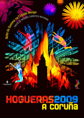 cartel San Xoan 2009