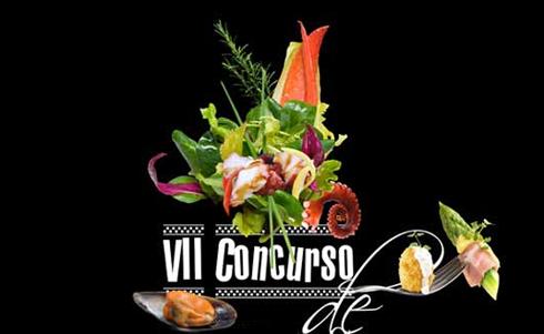 detalle del cartel VII Concurso de Tapas Picadillo