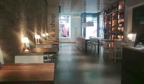 restaurante zona Riego de Agua